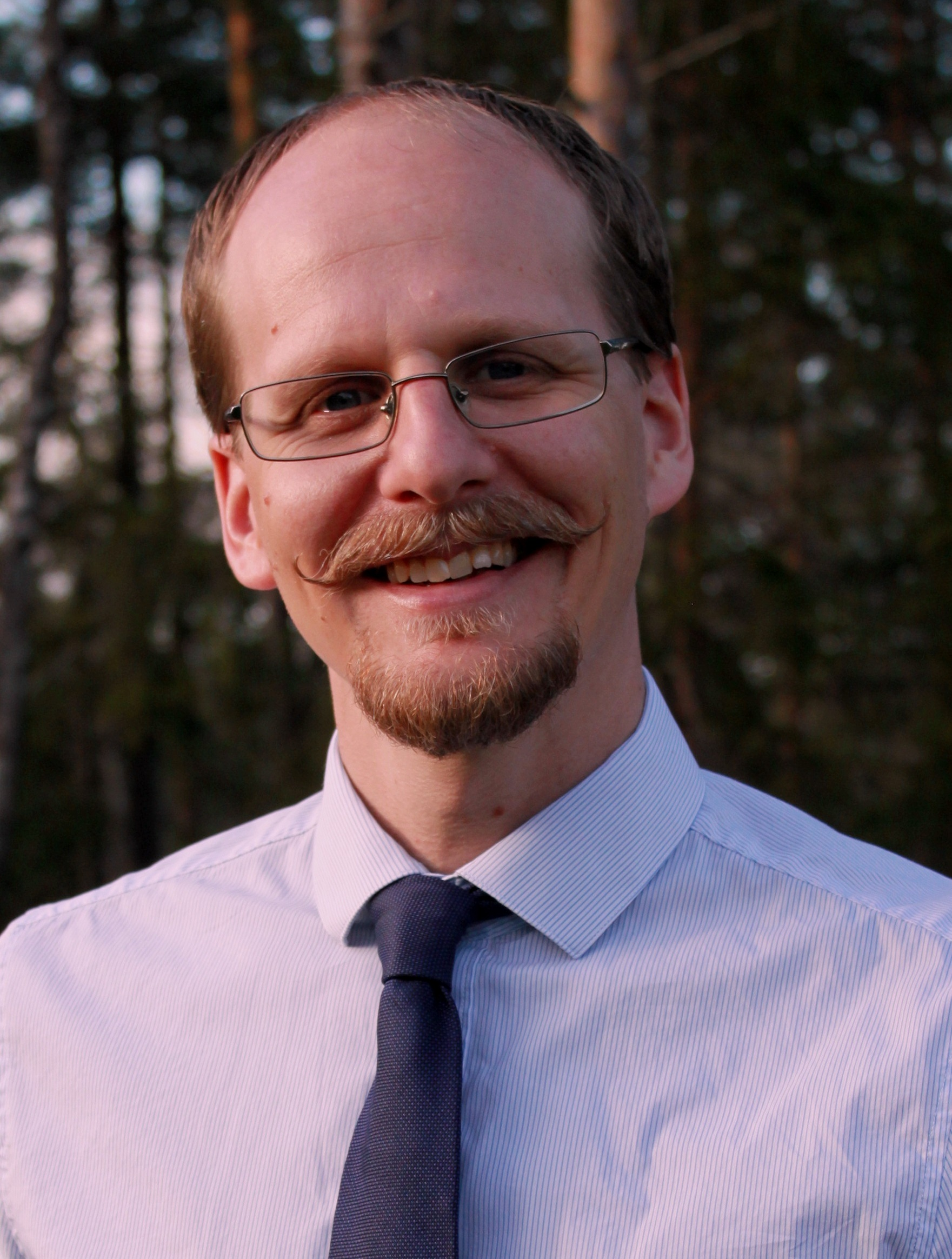 Mattias Lundberg Sveriges Unga Akademi