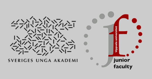 Sveriges unga akademi Junior Faculty logotypes