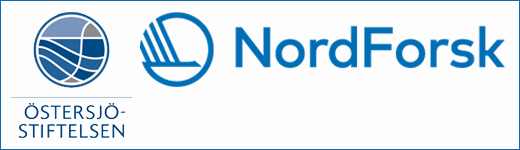NordForsk and Östersjöstiftelsen logos
