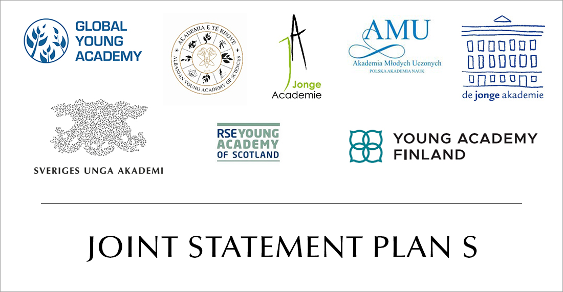 Joint statement on Plan S