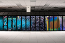 Super computer Titan Photo: Oak Ridge National Laboratory, U.S. Dept. of Energy